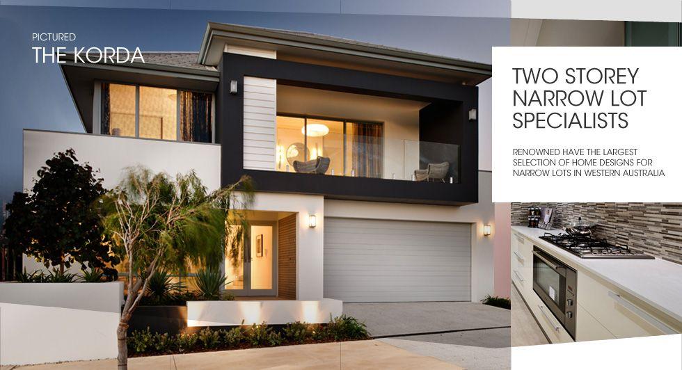 Narrow Lot House Plans Perth Lot Home Plans Ideas Picture