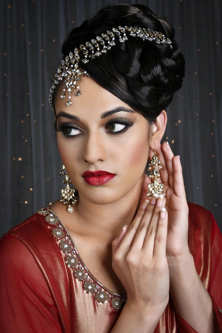 20 Indian Wedding Hairstyles Ideas Modern Bridess And For Women