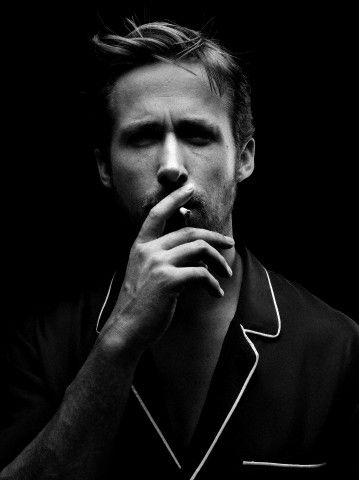 Ryan Gosling Hey Girl Wallpaper Ryan Gosling Black And White Portrait Session 64th Cannes