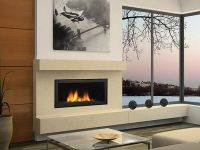 contemporary fireplaces | The glamorous picture above, is ...