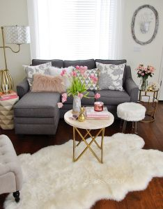 Mar ideas to style your home for spring also color themes rh pinterest
