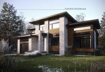 Evolution Architecture Maison Contemporaine Cration