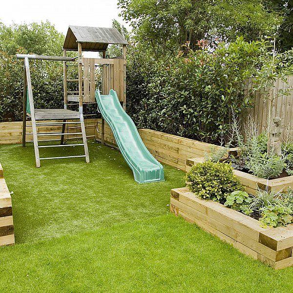 Wimbledon Family Garden Ispiration Garden Pinterest Gardens