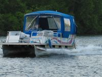 Pontoon Boat Enclosures | Boat & Deck Boat Forum  View ...