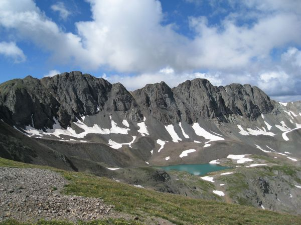 Rocky Mountains Beautiful Amazing Landscape