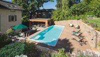 pool hanglage - Google-Suche | Garten und Terrasse ...