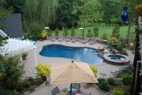 landscaping a pool area ideas | Pool Area | Landscaping ...