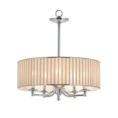Home Decorators Collection Anya 5 Light 21 Inch Pendant 16084