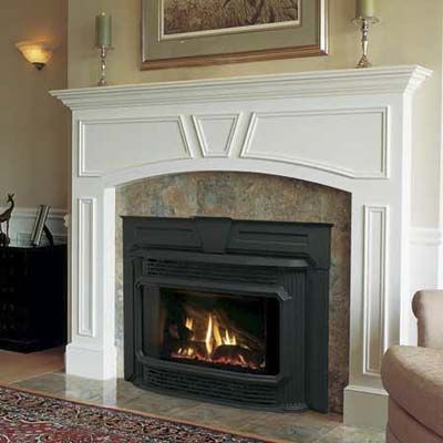 Gas Fireplaces on Pinterest  Formal Dining Rooms Full