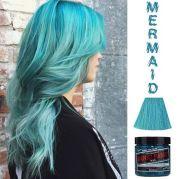 beatiful #colorhair #mermaid