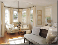 Bay Windows Decor | For the Home | Pinterest | Corner ...