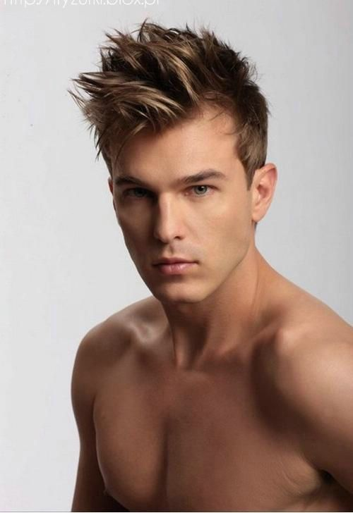 Best Hairstyles For Men Thick Hair Men Hairstyles Ideas