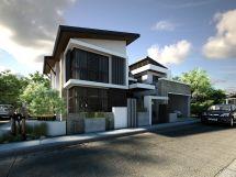 3D Rendering of House Design