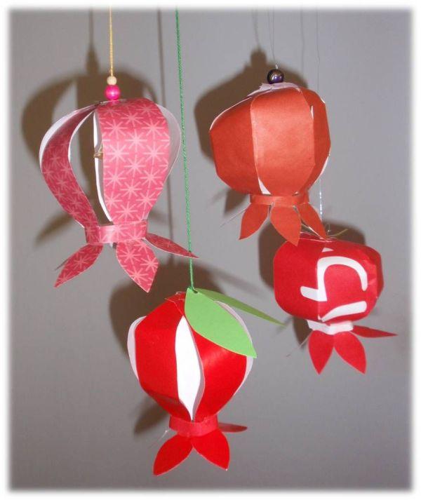 Pomegranate Craft Ideas