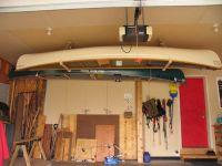 Best 25+ Canoe storage ideas on Pinterest | Kayak rack ...