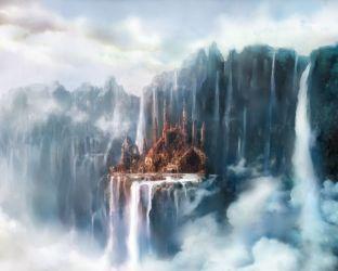 fantasy final mountain village avatar heaven xii town sky legend google vigil concept revenant air nomad transfiguration rw land wikia
