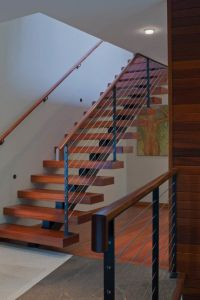 15 Outstanding Mid-Century Modern Staircase Designs To ...