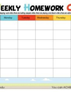 Ideas about homework chart on pinterest station also editable  ile web   hukmedin rh csharpilewebspot