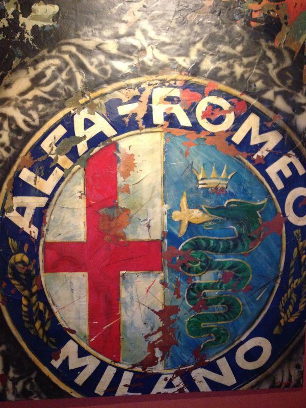 Alfa Romeo Logo - Badge Emblem Logos