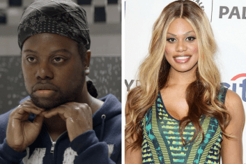 Image result for laverne cox before and after trans