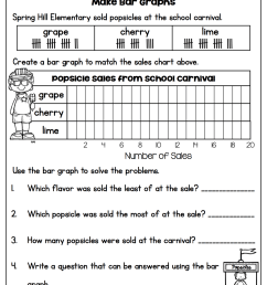 Tally Graph Worksheets   Printable Worksheets and Activities for Teachers [ 1794 x 1374 Pixel ]