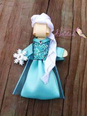 elena of avalor ribbon hair clip
