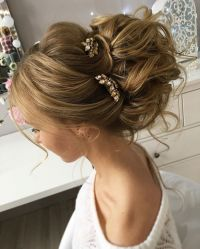 36 Messy Wedding Hair Updos For A Gorgeous Rustic Country ...