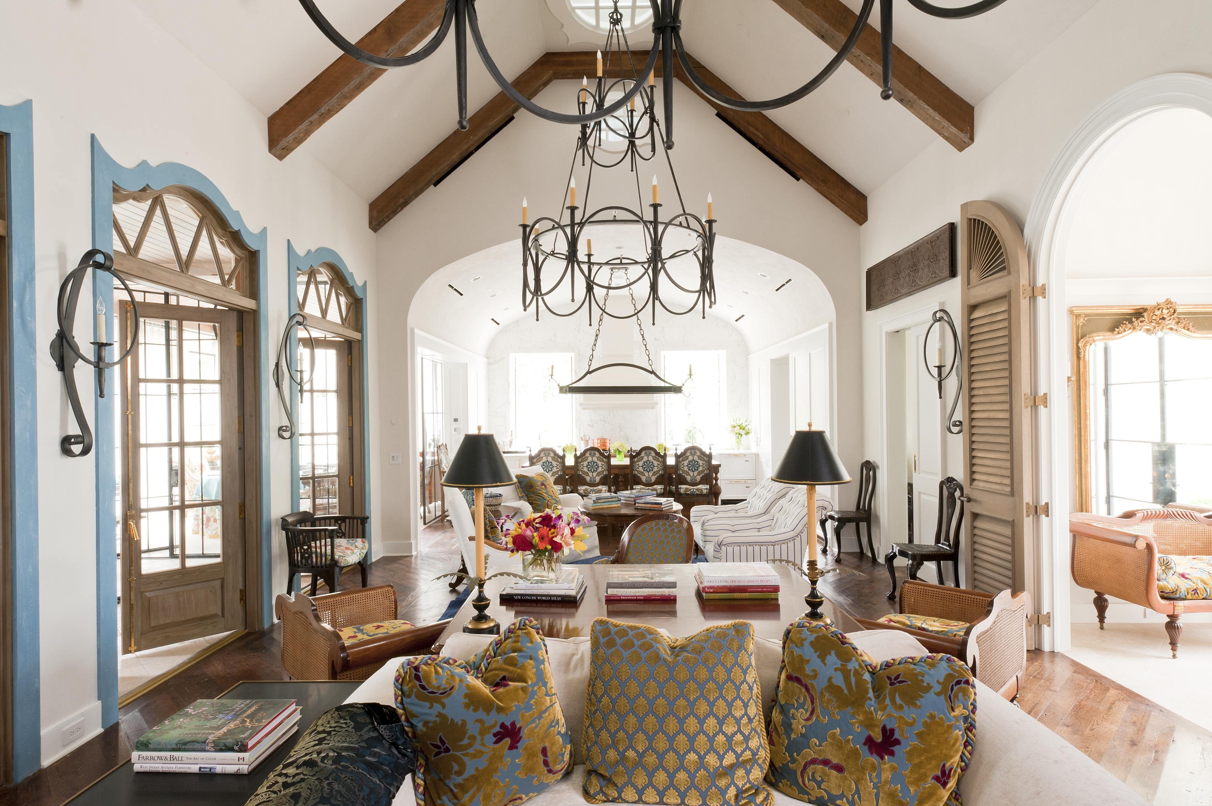 mediterranean interior design florida gulf coast