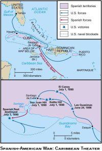Spanish American War Worksheet. Worksheets. Ratchasima ...