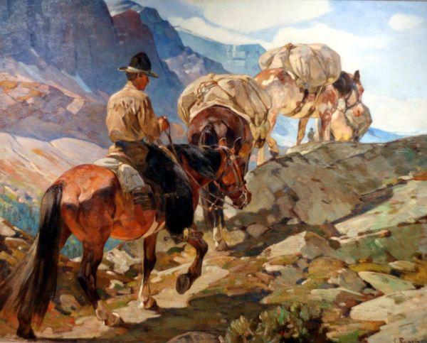Carl Rungius Paintings