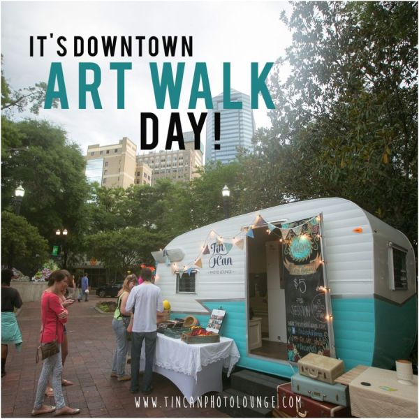 Art Walk Jacksonville FL