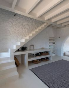 Greg haji joannides restores interior of greek island house also rh au pinterest