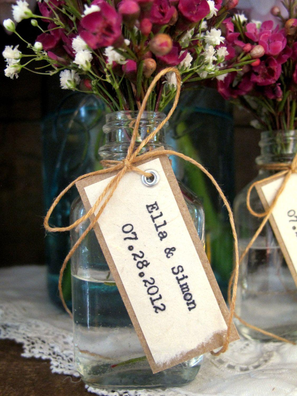 Different Wedding Favour Ideas