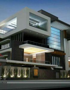 Facades modern architecture designhome also pin by alonso villanueva on viviendas pinterest rh