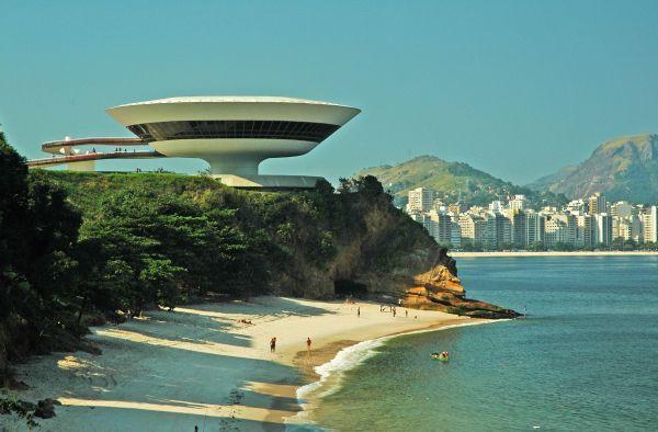 Rio De Janeiro Contemporary Art Museum