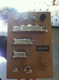 [restoration hardware cabinet hardware] - 28 images ...