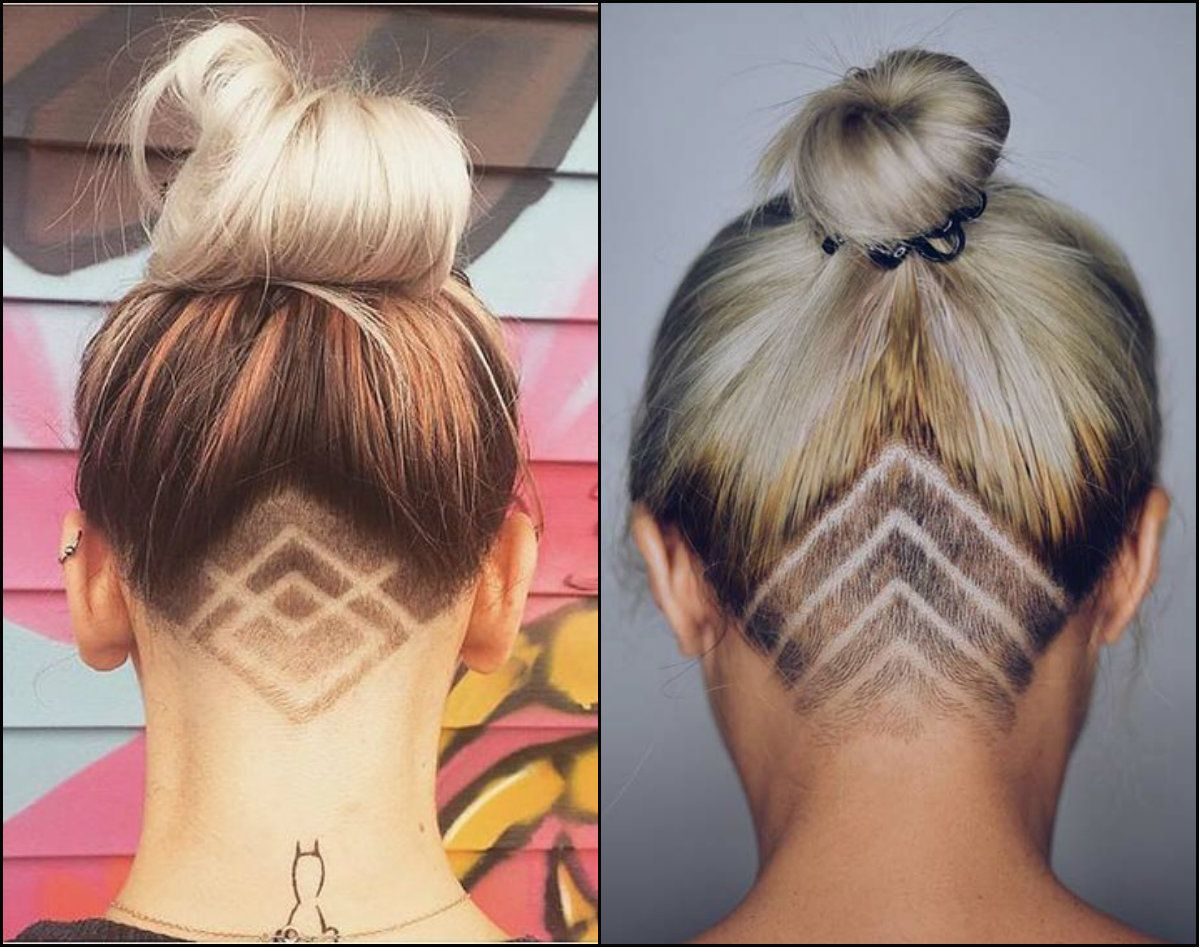 25 Best Ideas About Undercut Long Hair On Pinterest Long