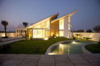 Best Contemporary House Exterior Design Ideas : Side