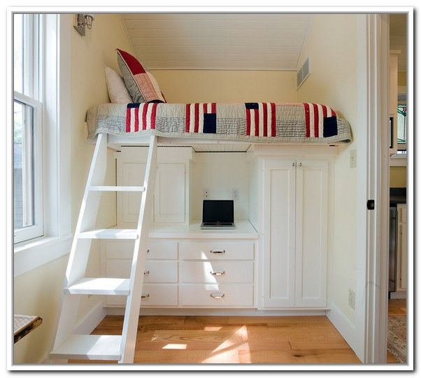 Clever Storage Ideas For Small Bedrooms WOW IDEAS Pinterest