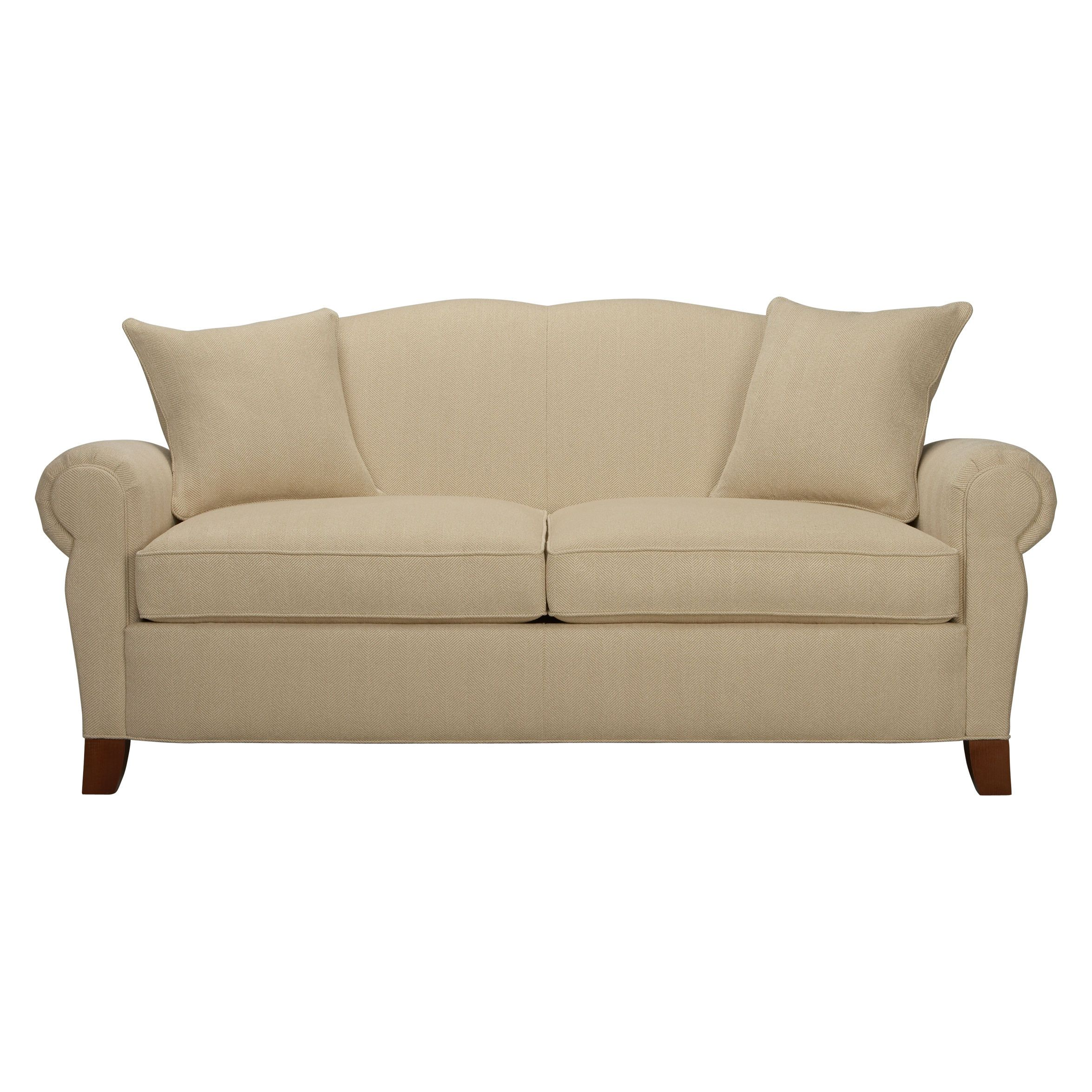 paramount sofa ethan allen reclining and loveseat combo paloma two cushion us home