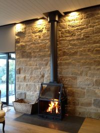 A beautiful cast iron fireplace by Cheminees Philippe. | I ...