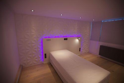 slaapkamer sfeerverlichting led strip verlichting http