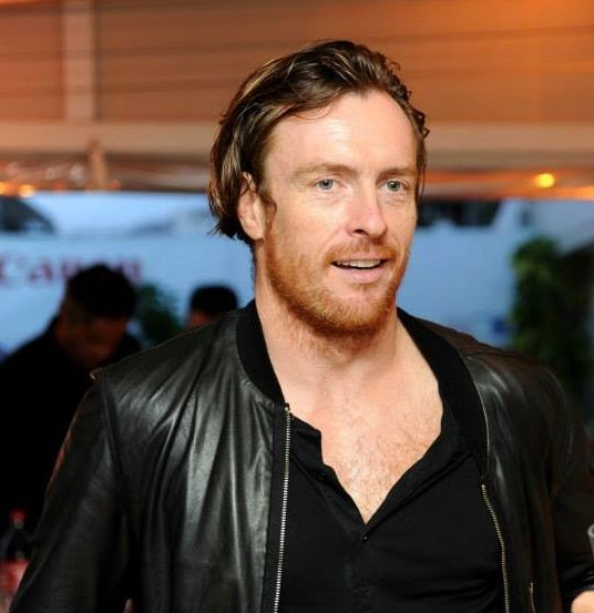 Brother Toby Stephens