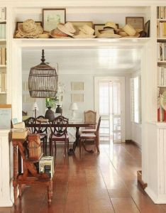 Bahamas home of interior decorator india hicks decorated in french caribbean style to achieve this look use elegantly curved dark wood furniture also lovely rustic house beach pinterest british colonial rh