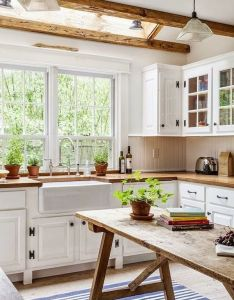 Country house kitchens  beautiful interior design ideas decor blog kitchen pinterest houses also rh