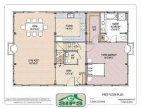 Open Floor Plan Colonial Homes | House plans | Pinterest ...