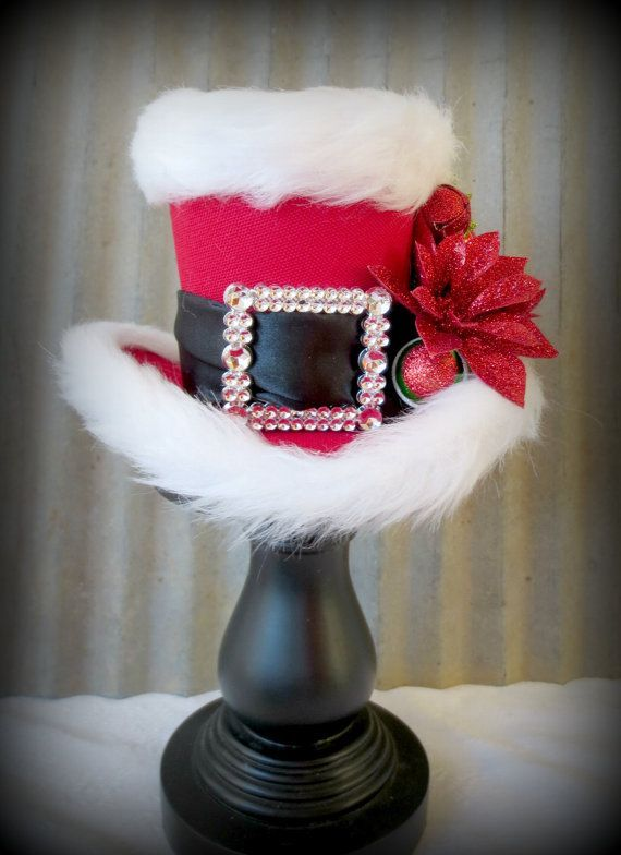 christmas hat decorating ideas | Billingsblessingbags.org