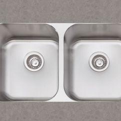 Undermount Double Kitchen Sink Copper Faucet Reno Pinterest
