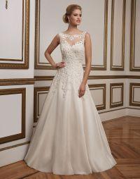 Justin Alexander wedding dresses style 8835 | Illusion ...