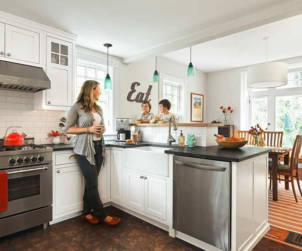 Small Open Kitchens on Pinterest  Florida Condo